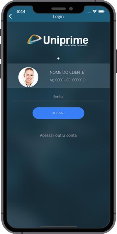 Uniprime - Conheça nosso app mobile