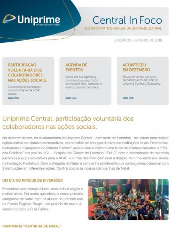EDIÇÃO 19 JANEIRO 2018