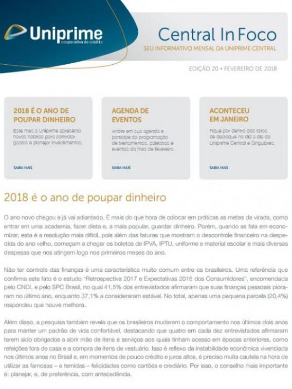 EDIÇÃO 20 FEVEREIRO 2018