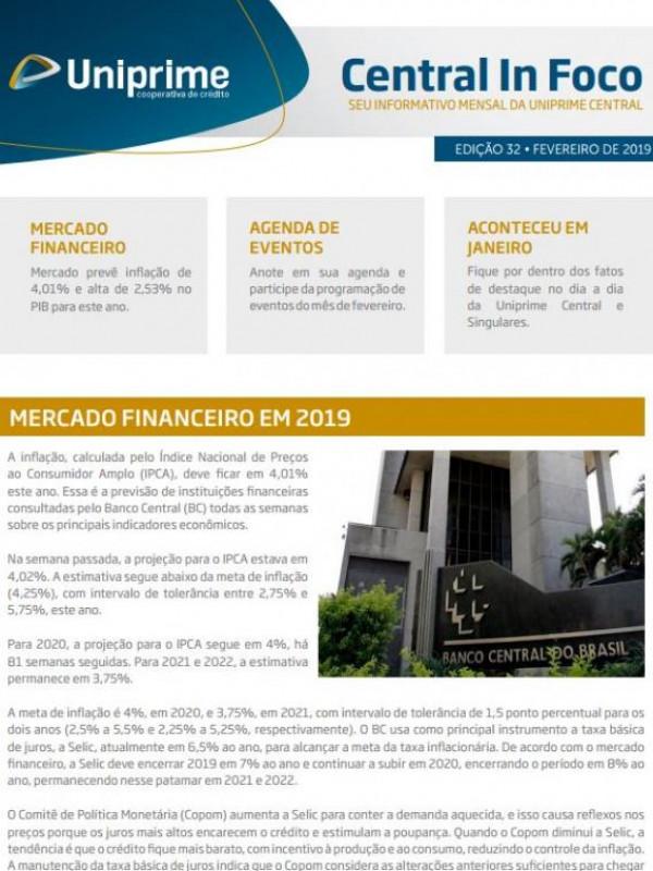 EDIÇÃO 32 FEVEREIRO 2019