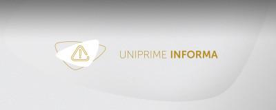 A partir de 29 de junho, a agência de Foz do Iguaçu irá funcionar das 10h às 15h. - Uniprime