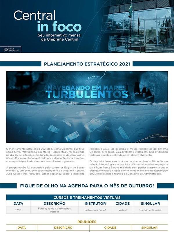 EDIÇÃO 52 OUTUBRO 2020