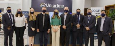 Uniprime Centro-Oeste do Brasil inaugura Agência em Lucas do Rio Verde - Uniprime