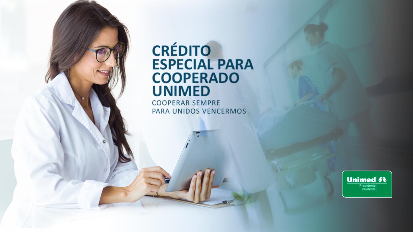 Crédito Cooperado Unimed