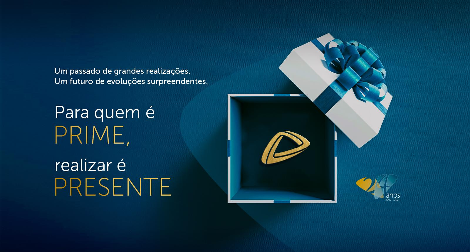 Banner aniversário Uniprime Alliance